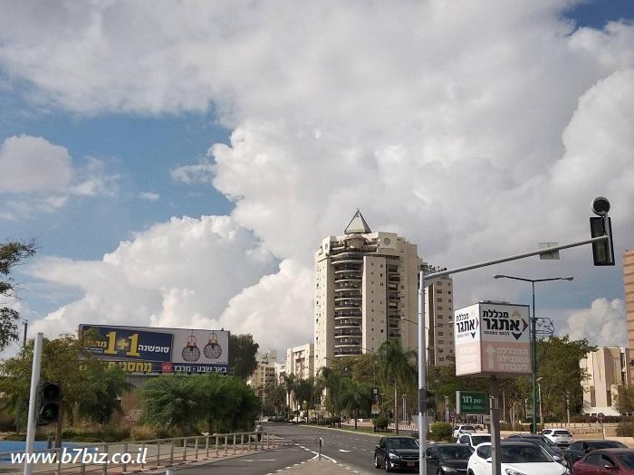 העיר באר שבע
