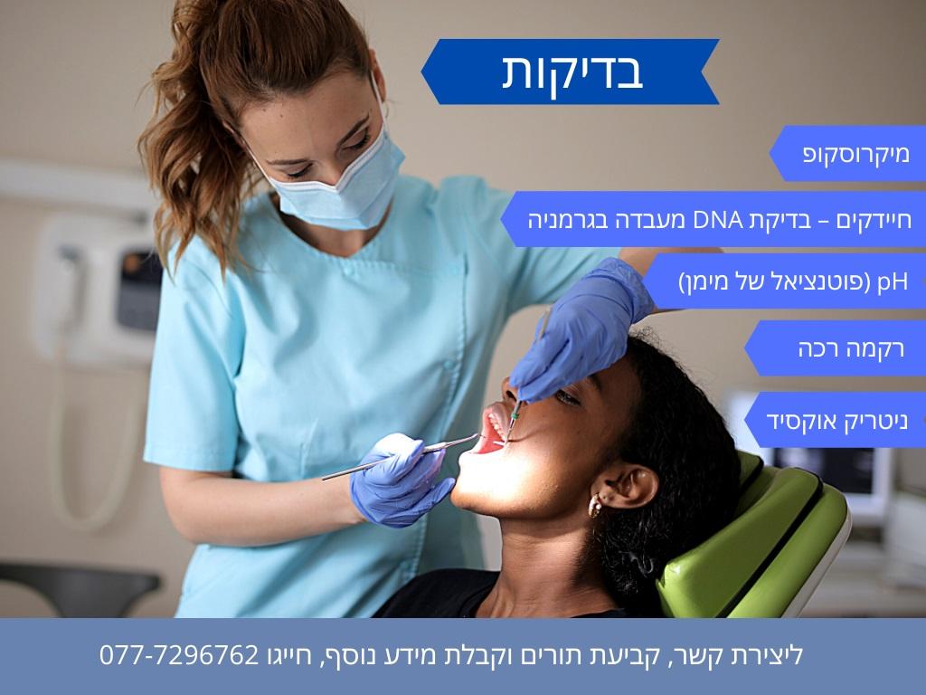 מרפאת שיניים בבאר שבע